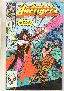 West Coast Avengers #43 comic book near mint 9.4
