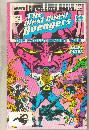 West Coast Avengers annual #3 comic book near mint 9.4
