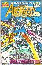 West Coast Avengers annual #5 comic book near mint 9.4