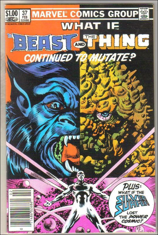 What If volume 1 #37 comic book near mint 9.4