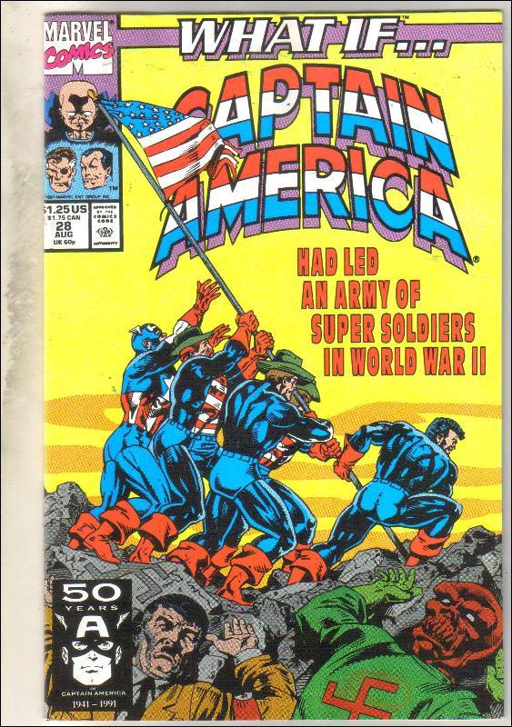 What If volume 2 #28 comic book near mint 9.4