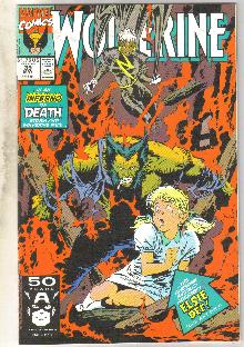 Wolverine #39 comic book mint 9.8
