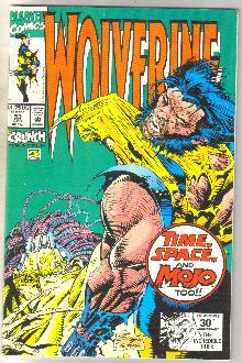 Wolverine #53 comic book mint 9.8