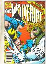 Wolverine #54 comic book near mint 9.4