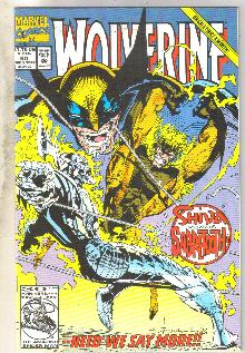Wolverine #60 comic book mint 9.8