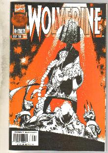 Wolverine #108 comic book near mint 9.4