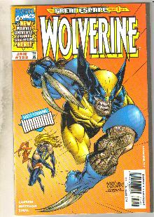 Wolverine #133 comic book near mint 9.4
