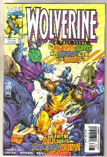Wolverine #135 comic book mint 9.8