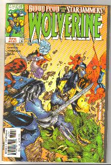 Wolverine #137 comic book mint 9.8