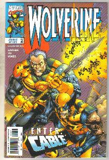 Wolverine #139 comic book near mint 9.4