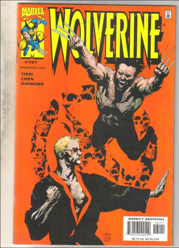 Wolverine #161 comic book mint 9.8