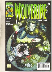Wolverine #162 comic book mint 9.8