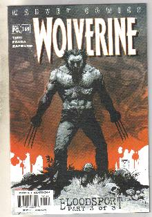 Wolverine #169 comic book near mint 9.4