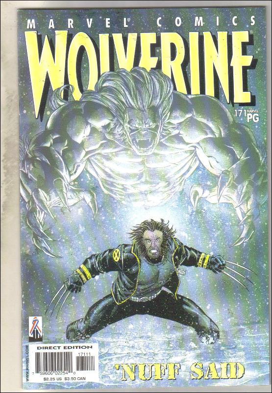 Wolverine #171 comic book mint 9.8