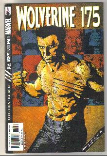 Wolverine #175 comic book near mint 9.4