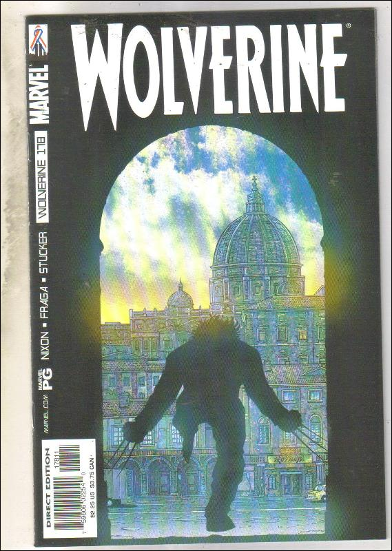 Wolverine #178 comic book mint 9.8
