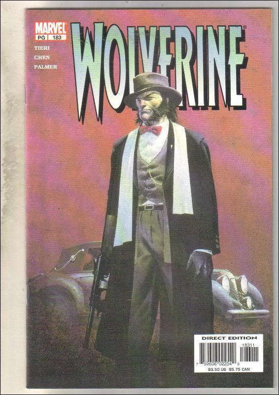 Wolverine #183 comic book mint 9.8