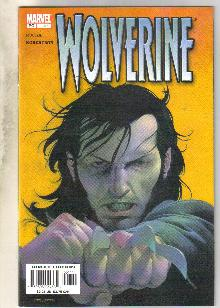 Wolverine volume 3 #1 comic book mint 9.8