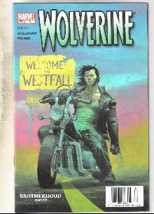 Wolverine volume 3 #3 comic book near mint 9.4