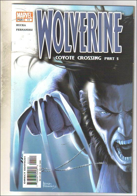 Wolverine volume 3 #11 comic book near mint 9.4