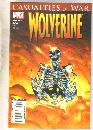 Wolverine volume 2 #48 comic book near mint 9.4