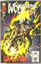 Wolverine annual 1995 comic book mint 9.8