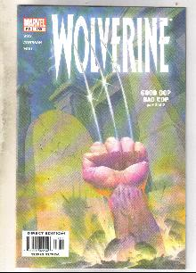 Wolverine #189 comic book near mint 9.4