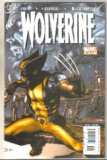 Wolverine volume 2 #50 comic book near mint 9.4