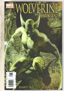 Wolverine Origins #3 comic book near mint 9.4