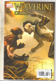 Wolverine Origins #14 comic book mint 9.8