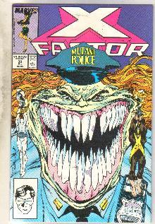 X-Factor #30 comic book mint 9.8