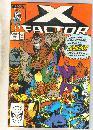 X-Factor #41 comic book near mint 9.4