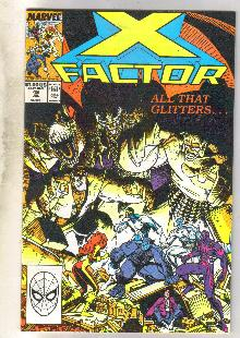 X-Factor #42 comic book mint 9.8