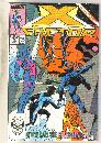 X-Factor #43 comic book near mint 9.4
