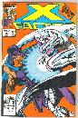 X-Factor #45 comic book very fine 8.0