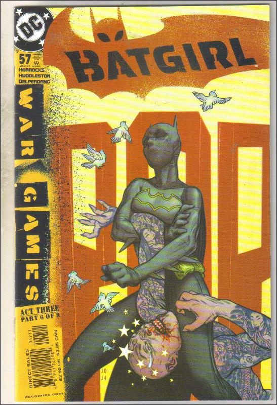 Batgirl #57 comic book mint 9.8