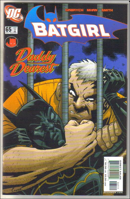 Batgirl #65 comic book near mint 9.4
