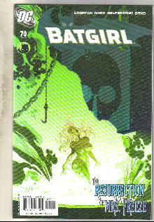 Batgirl #70 comic book near mint 9.4