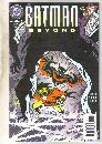 Batman Beyond #4 comic book  near mint 9.4