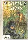 Batman/Tarzan #1 comic book mint 9.8