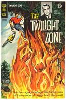 The Twilight Zone #30 comic book vf 8.0