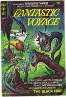 Fantastic Voyage #2 comic book fn 6.0