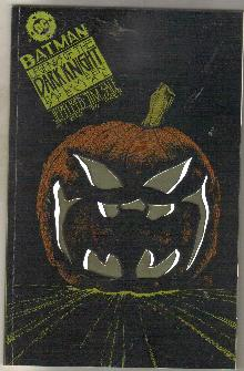 Batman Legends of the Dark Knight  Halloween Special #1 comic book mint 9.8