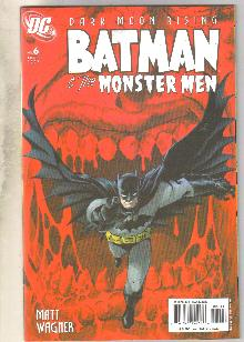 Batman & The Monster Men #6 comic book mint 9.8