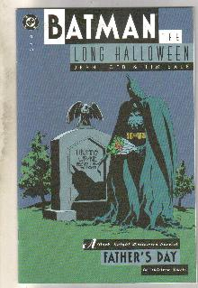 Batman the Long Halloween #9 comic book mint 9.8