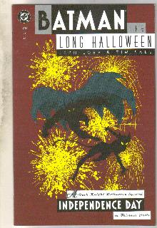 Batman the Long Halloween #10 comic book mint 9.8