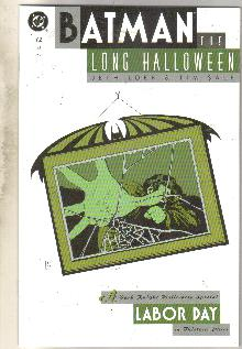 Batman The Long Halloween #12 comic book mint 9.8