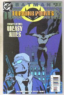 Batman Turning Points #1 comic book mint 9.8