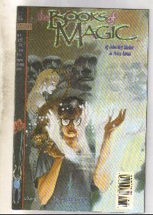 The Books of Magic #8 comic book near mint 9.4
