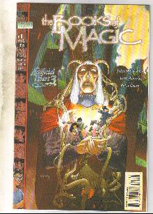 The Books of Magic #11 comic book  mint 9.8